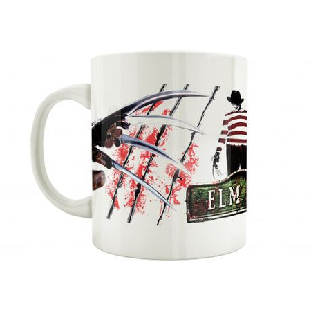 Mug Freddy Krueger - Elm Street Blood - MOVIESTORE