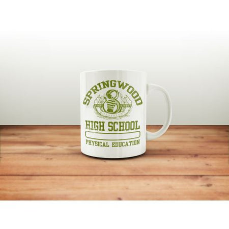 Mug Freddy Krueger - Springwood High School - MOVIESTORE