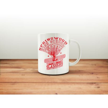 Mug Freddy Krueger - Springwood Slasher - MOVIESTORE