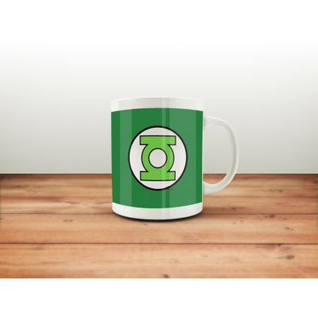 Mug Green Lantern DC Comics - Logo - MOVIESTORE