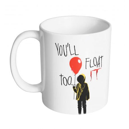 Mug Horreur ça It Pennywise - You'll Float too - MOVIESTORE