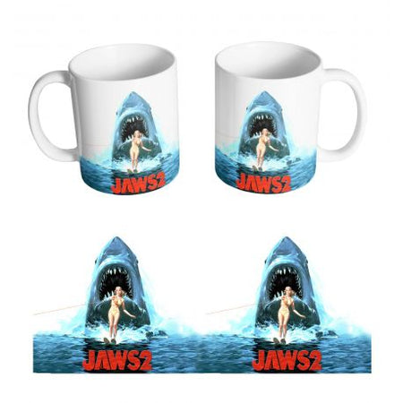 Mug Les dents de la mer - JAWS 2 - MOVIESTORE