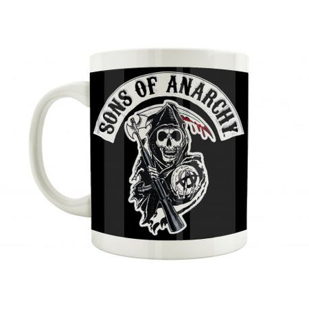 Mug Sons Of Anarchy - Logo Sons - MOVIESTORE