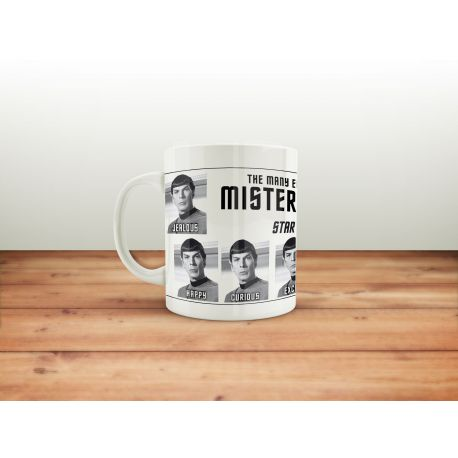 Mug Star Trek - Spock Emotion - MOVIESTORE