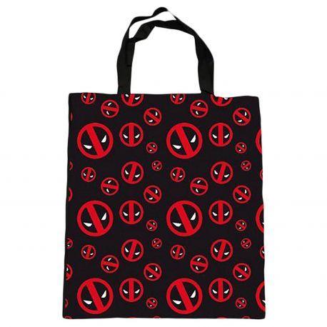 Sac Tote bag Deadpool - Multi logo - MOVIESTORE