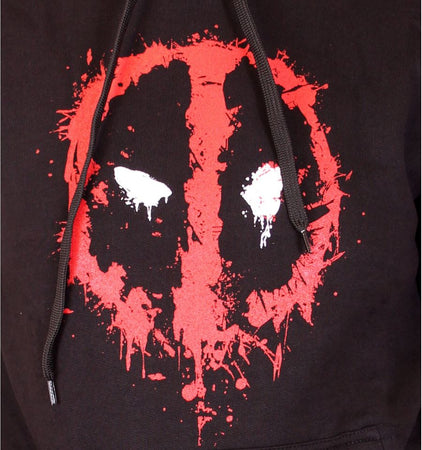 Sweat Deadpool Marvel Femme - Destroy Face - MOVIESTORE