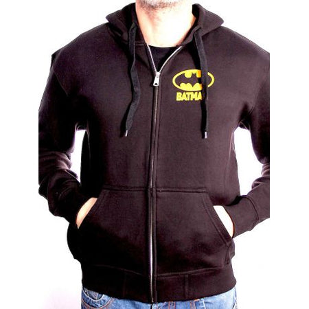 Sweat-Shirt Batman DC Comics - Logo back - MOVIESTORE