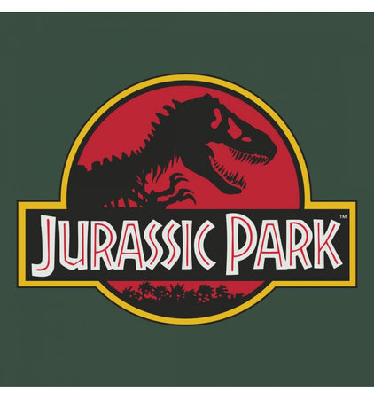 Sweat-shirt Jurassic Park - Logo - MOVIESTORE