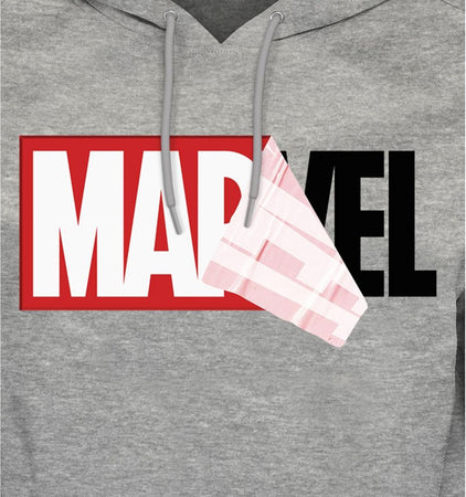 Sweat-shirt MARVEL - Logo Mania - MOVIESTORE