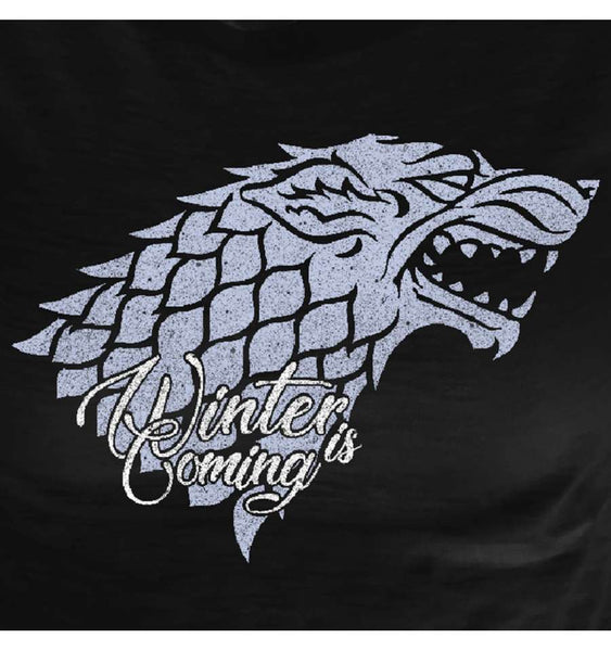 T-shirt Femme Game of Thrones - Winter is Coming - MOVIESTORE