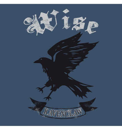 T-shirt Femme Harry Potter - Wise Ravenclaw - MOVIESTORE