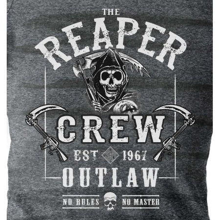 T-shirt Sons Of Anarchy - The Reaper Crew - MOVIESTORE