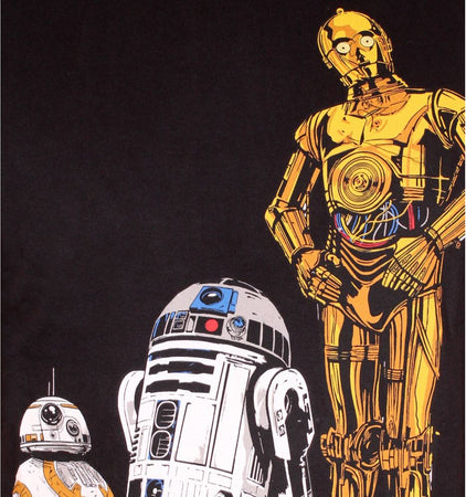 T-shirt Star Wars VIII - Astromech Droids - MOVIESTORE
