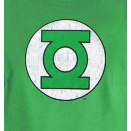 Tshirt Green Lantern DC Comics - Logo - MOVIESTORE