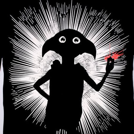 Tshirt Harry Potter - Dobby Magic Shadow