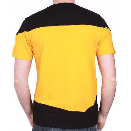 Tshirt  Star Trek - Uniform Kirk Yellow - MOVIESTORE