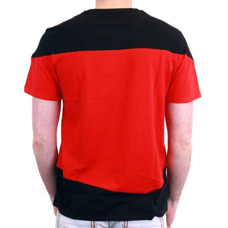 Tshirt Star Trek - Uniform Scott Red