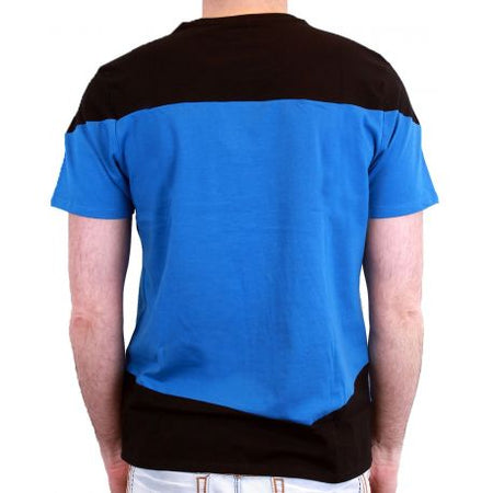 Tshirt  Star Trek - Uniform Spock Blue - MOVIESTORE