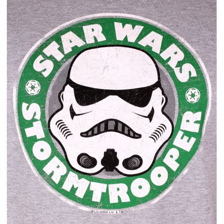 Tshirt Star Wars - Stormtrooper Coffee