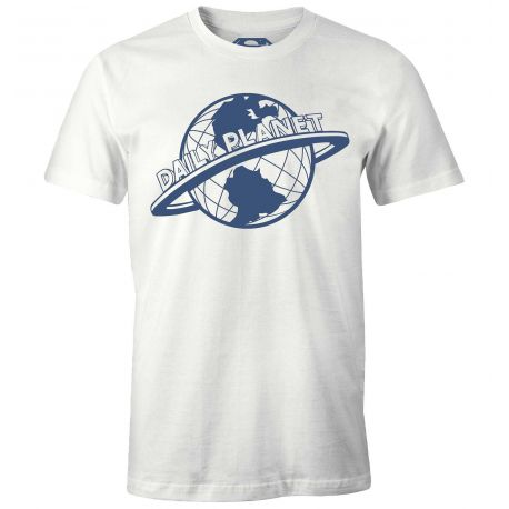 Tshirt Superman Dc Comics - Daily Planet - MOVIESTORE