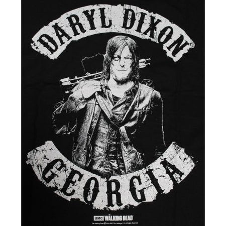 Tshirt The Walking Dead - Daryl Georgia