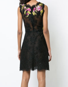 Load image into Gallery viewer, Corded Lace Cocktail Dress