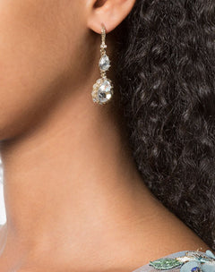 Load image into Gallery viewer, Real Deal Drop Earrings