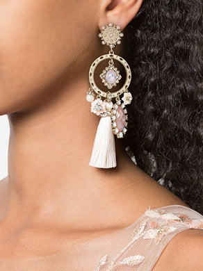 Moment In The Sun Chandelier Earrings