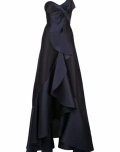 Load image into Gallery viewer, Cascade Drape Two Tone Gown