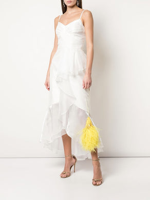 Sleeveless Hi/Lo gown