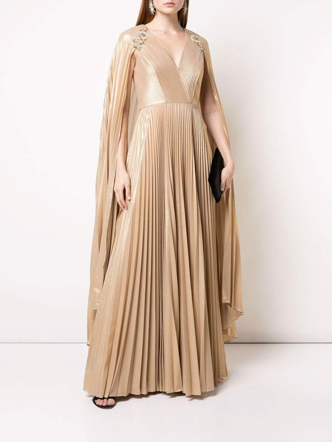 Pleated Kaftan