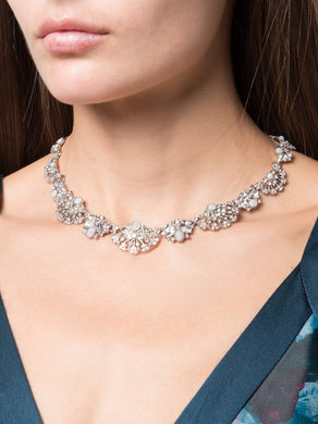 Crystal Embellished Collar