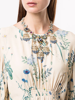 Regal Affair Drama Collar Necklace