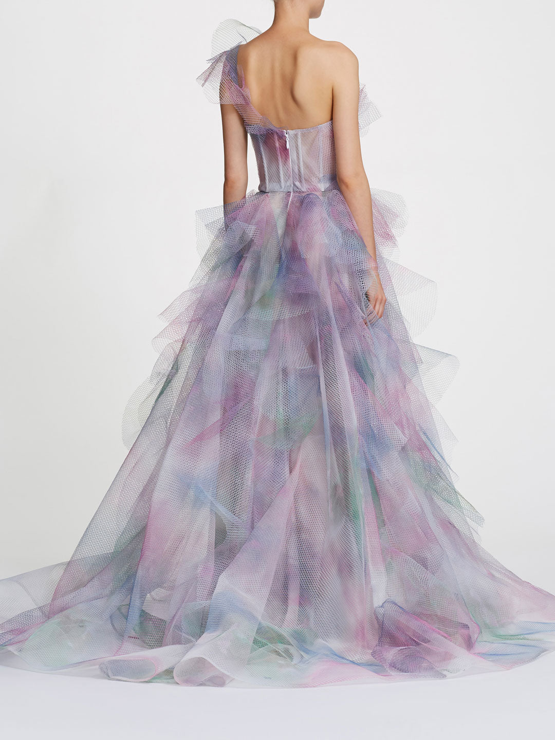Watercolor Ballgown