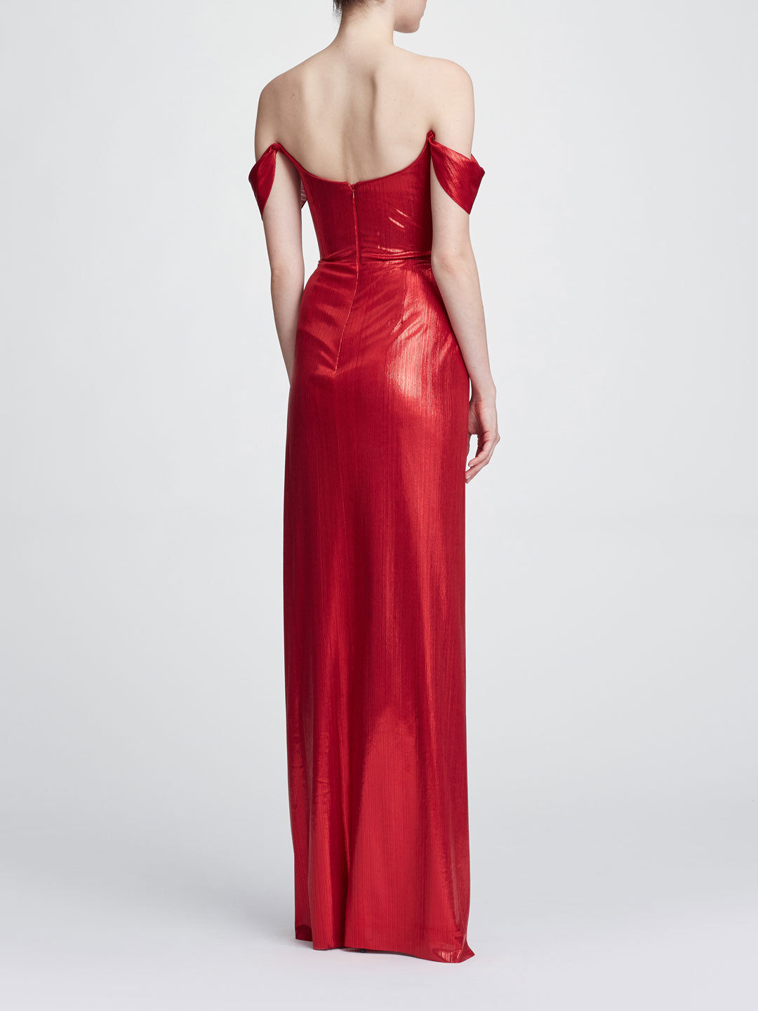 ea883b20 Off-shoulder gown | Shop Marchesa Notte