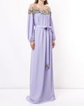 Load image into Gallery viewer, Embellished Caftan Gown