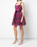 Load image into Gallery viewer, Textured Cocktail Dress