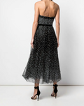 Load image into Gallery viewer, Sequin Strapless Dress