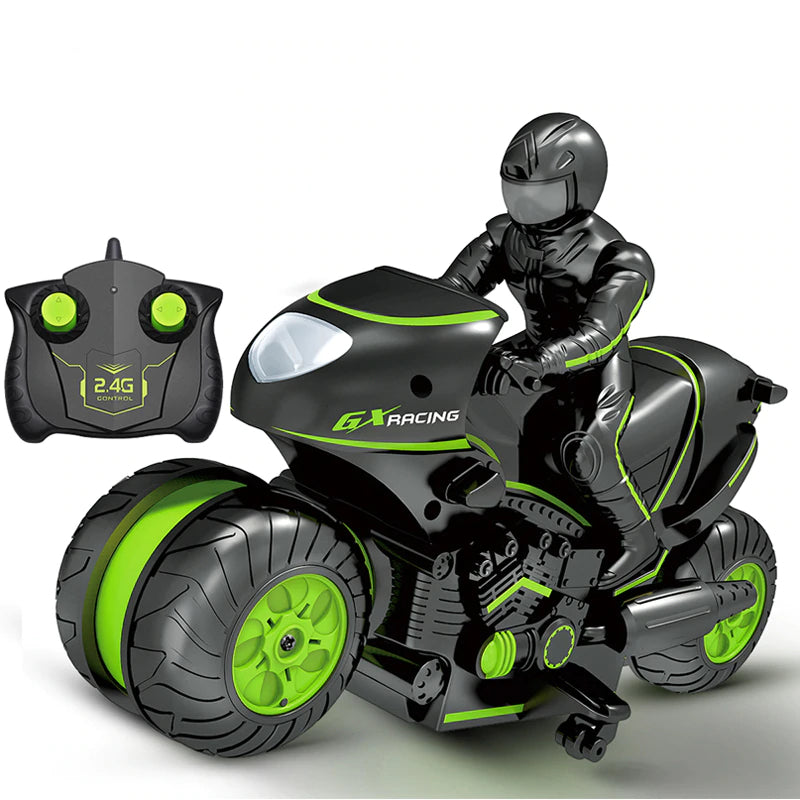 Remote Control Motorcycle