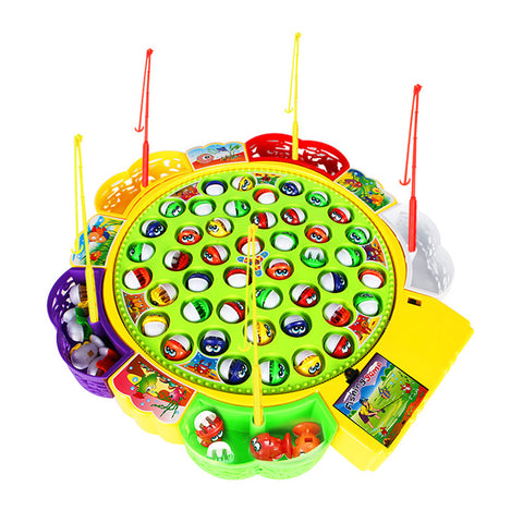 Image of Rotating Fishing Game