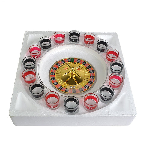 Image of Roulette Drinking Game
