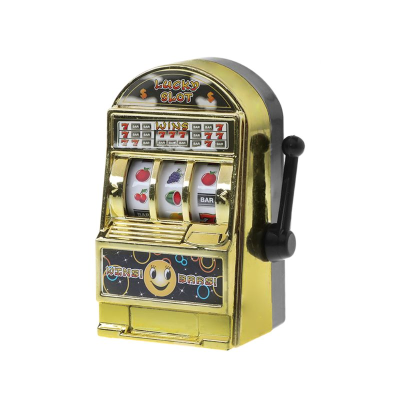 Mini Jackpot Machine Toy