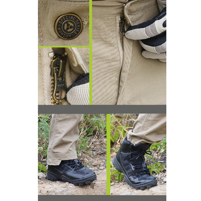 Waterproof Tactical Pants