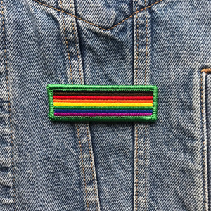 Pride Flag Patch