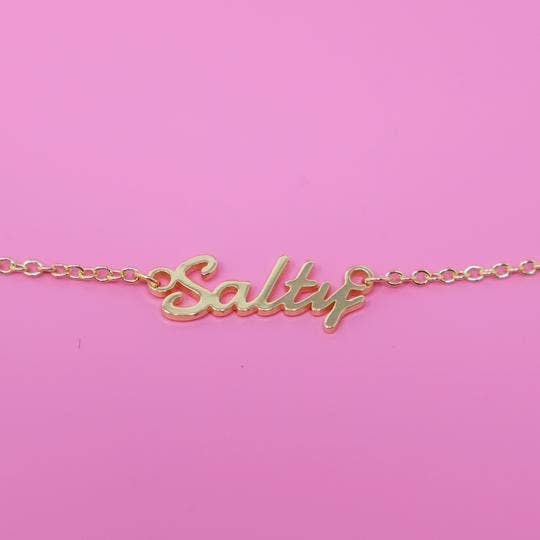 'Salty' Necklace
