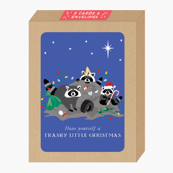 Trashy Little Christmas Card Boxed Set