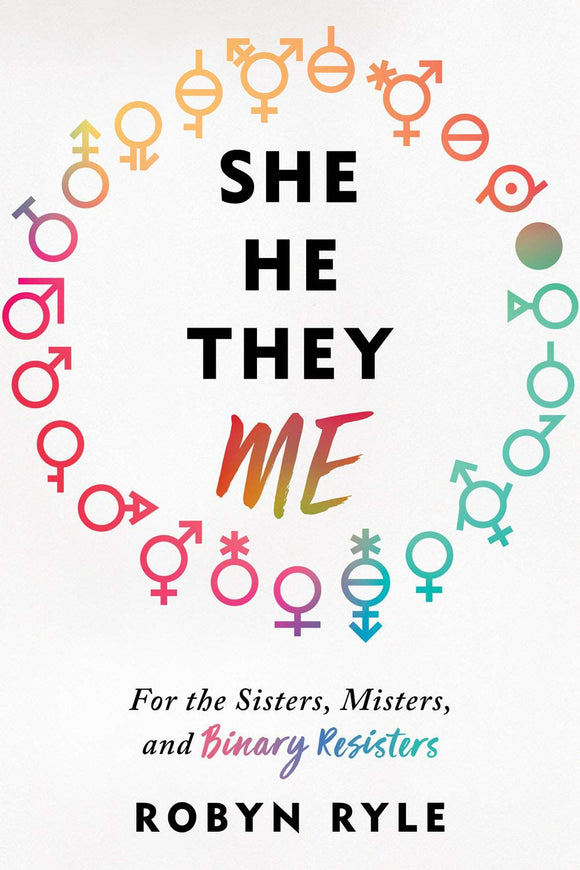 She/He/They/Me (Hardcover)