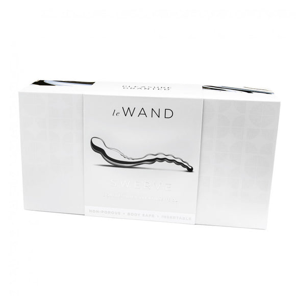 Swerve Stainless Steel Wand