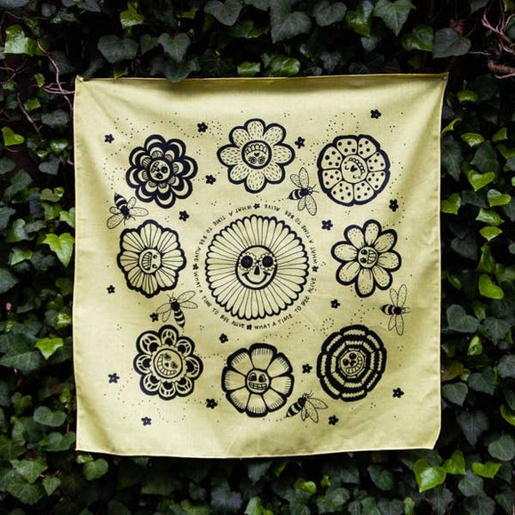 'What a Time to Bee Alive' Bandana