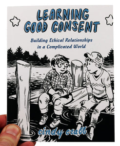 'Learning Good Consent' Mini Book